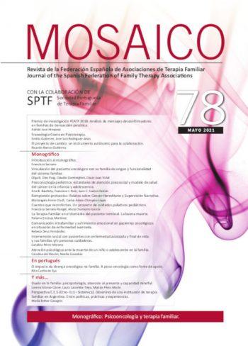 Mosaico78 Psicooncología y Terapia Familiar